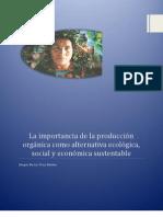 Agricultura orgánica y alimentación