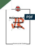 Estatuto JRChubut