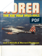 Korea - The Air War 1950-53