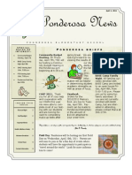 April 4, 2011 Newsletter