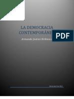 LA DEMOCRACIA CONTEMPORANEA
