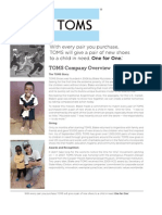 TOMS Shoes Press EPK (1)
