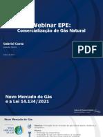 Comercialização de Gás Natural 23jun21