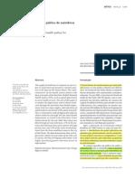 Juducialização da Política Pública de Assistência Farmacêutica e Equidade.