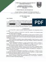 Constatare ANI în privința consilierului Matei Dascalescu, Cricova