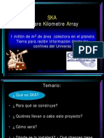 Square Kilometer Array (SKA)