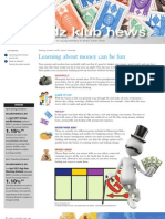 Kidz Klub News, March 2011 Newsletter
