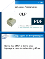 CLP- Programação CLP