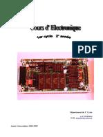 Cours Electronique INSA Toulouse Compres