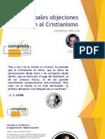 Principales objeciones del Islam al Cristianismo