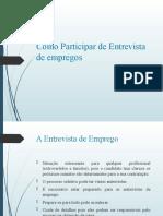 COMO PARTICIPAR DE UMA ENTREVISTA DE EMPREGO (1)