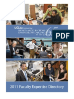 UCLA Engineering 2011 Faculty Expertise Directory