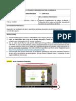 EVIDENCIA 2 PELIGROS Y RIESGOS EN SECTORES ECONÓMICOS
