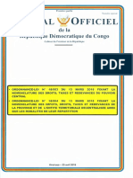 Nomenclature Taxes Et Impots RDC