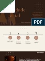 Portfolio Identidade Racial
