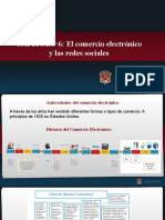 CAPÍTULO 6 El comercio electrónico y las redes sociales
