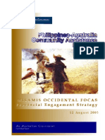 Misamis Occidental FOCAS PES (2005)