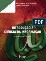 Introdução a Ciência da Informação - Gustavo Henrique de Araújo Freire e Isa Maria Freire