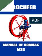 Manual Bombas MSG