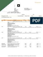 Presupuesto Cliente 1.553