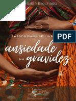 eBook 5 Passos Para Se Livrar Da Ansiedade Na Gravidez