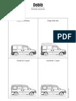 Doblo Cargo Tech Sheets