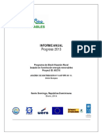 Informe Per Renovables 2013
