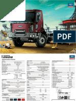 Especificações Caminhão Ford 2628E 1