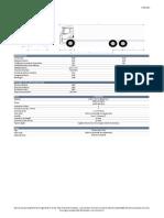 Especificações Caminhão VOLVO VM 270 6 x 2R