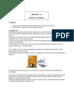 PRACTICA 12- Cambios  en la materia
