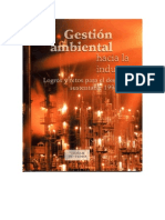 industria y gestion ambiental