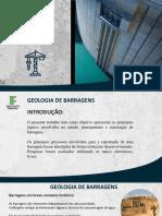 geologia barragens