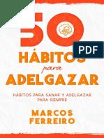 HABITOS PARA ADELGAZAR 50