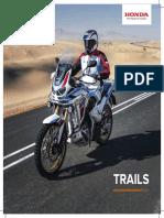 Honda Moto Trails