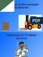 NR-20 Segurança com Produtos Químicos