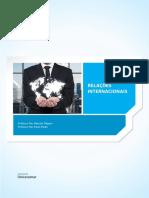 livro relacoes internacionais_unicesumar