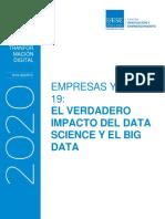 Empresas y COVID19_Big Data