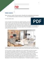 Reportagem Revista Téchne