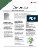 SQLServer2008_SpatialData_Datasheet