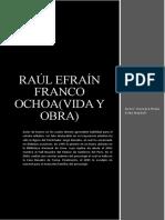 Biografía RAUL FRANCO OCHOA