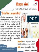 Buenos Días-Consorcio Jueves 27 de AGOSTO-2020