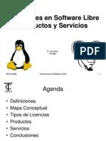 Soluciones de Software Libre