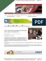 02-04-11 Cano Velez exhorta a productores agricolas a hacer equipo - dossier
