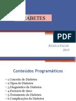 Apresentação1 - Diabetes