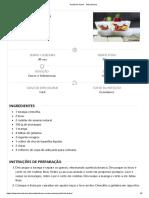Parfait de Frutos - Teleculinaria