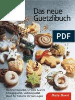 Betty Bossy - Das Neue Guetzlibuch