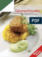 Betty Bossy - Gaumenfreuden, Geflügel, Fleisch & Fisch