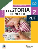 Libro Historia 2do.