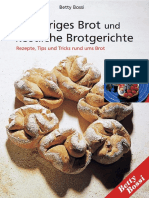 Betty Bossy - Knuspriges Brot Und Köstliche Brotgerichte