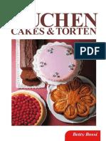 Betty Bossy - Kuchen, Cakes & Torten